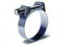 T-bolt Stainless Hose Clamp 85mm - 91mm OD fits 76mm ID